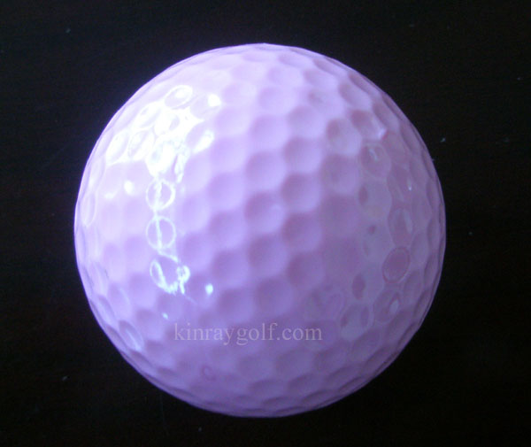 Golf ball -Purple