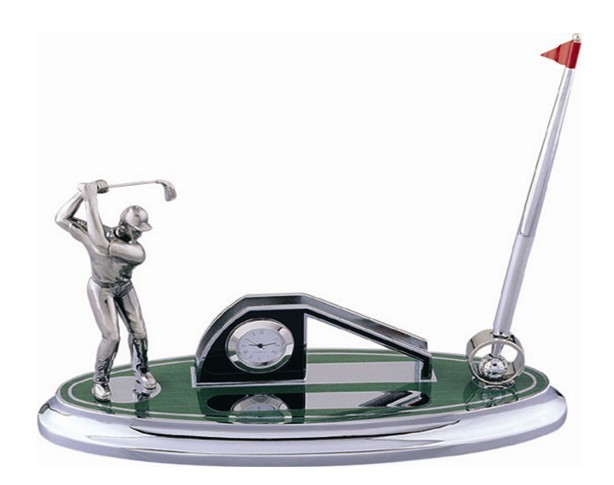 Golf stationery table