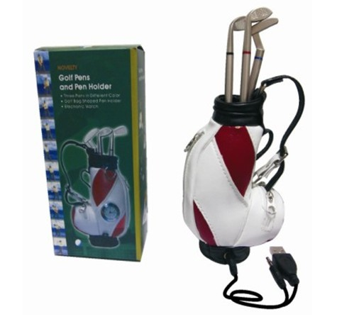 Golf Speaker pen holder