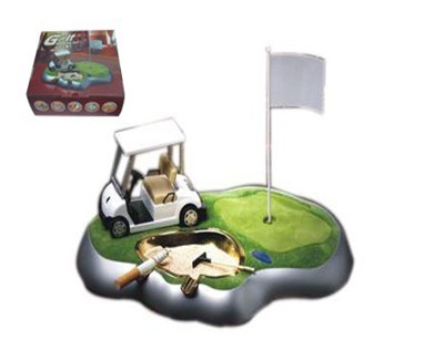 Golf smoking set