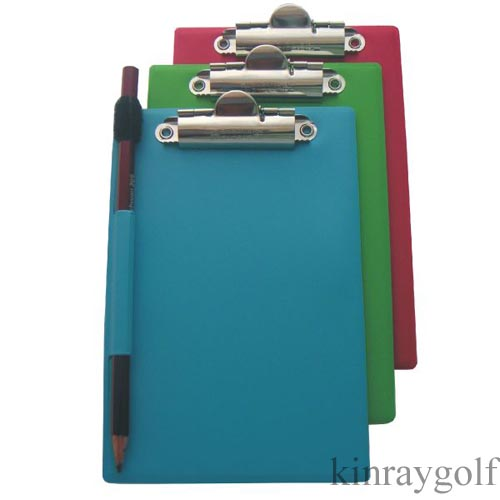 Golf Writing Pad