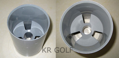Alumium alloy hole cup