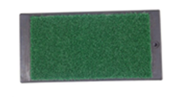 Golf practice hitting mat