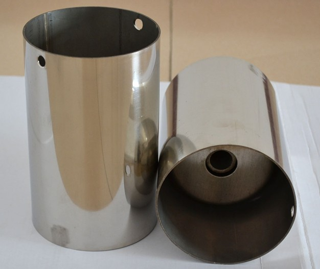 Stainless hole cup