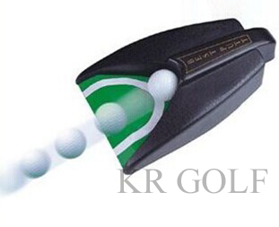 Golf Automactic ball return device