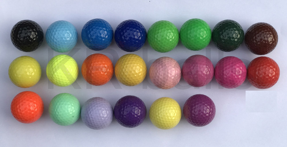 Color Mini Balls