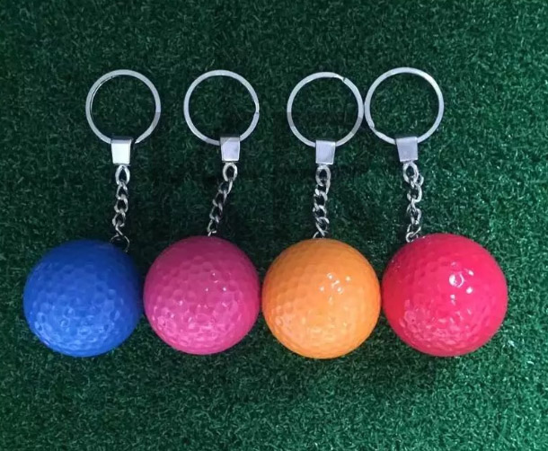 Ball Key-Chain