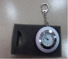 Clock Key-Chain